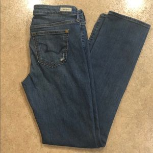 Big Star Kate relaxed straight jeans